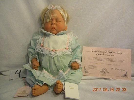 Lee Middleton Original Doll: Cherish Hug-a-bug