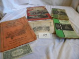 Farm Equipment Manuals= Jd 144 Baler; Jd 290 Corn Planter; Allis Chalmers