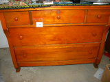 Five Drawer Dresser, Pine