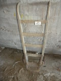 Antique Lawsome Steel Wheel Feed Cart