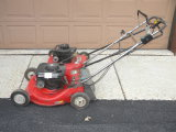 Project= Mtd Lawn Mower 20