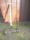 Old Push Mower