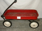 Childs Red Wagon