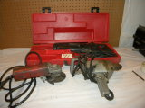 Craftsman Reciprocating Saw, Case, 3/4