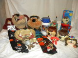 Looney Tunes Tazmanian Devil collection