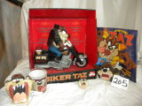 Looney Tunes Tazmanian Devil collection: