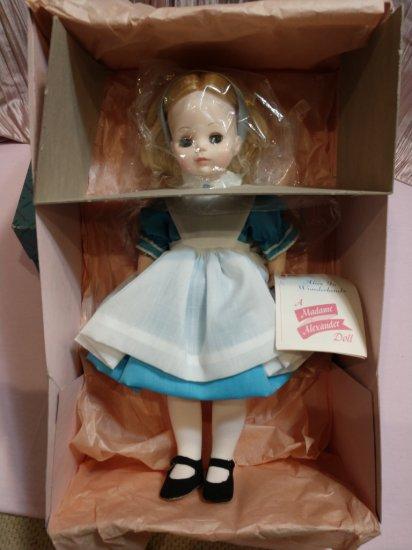 Madame Alexander Nib Alice In Wonderland