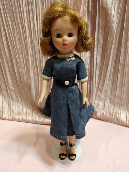 Vintage Toni Stewardess Doll
