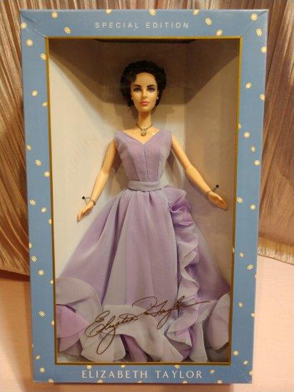 2000 Elizabeth Taylor Special Edition White Diamonds Doll