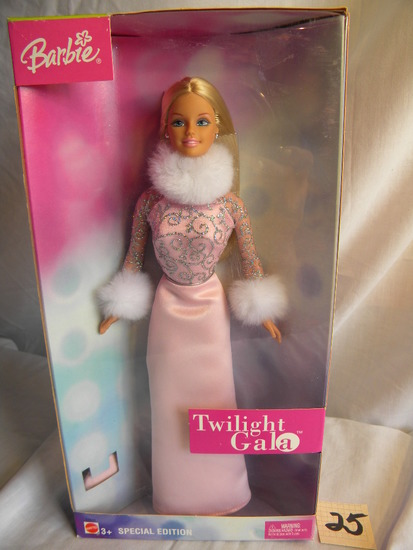 "Barbie = ""Twilight Gala"", Special Edition, by Mattel #5533, 12""H, Original"