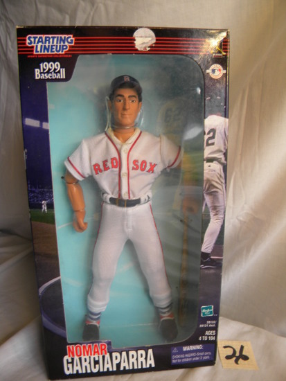 Starting Line up Collection, Norman Garciaparra, Red Sox, 1999, #28132, 12""