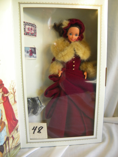 "Barbie- ""Victorian Elegance"", by Mattel #12579, Exclusive for Hallmark, 12"""