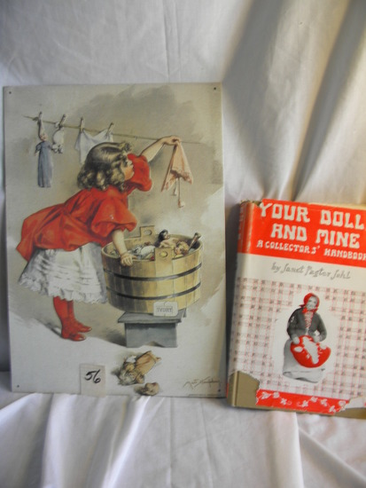 """Your Dolls and Mine"", A Collectors Handbook, by Janet Pagter Johl,CR 1952;"