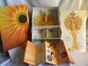 "Barbie- ""Goddess of the Sun"", by Mattel #14056, 15""H, Original Box."