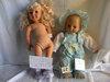 "Doll- Vinyl Blonde, by Meritus Ind.Baby Doll w, Fixed Eye, 15""H."