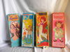 "Paper Dolls Whitman=""Chrissie""; Betsy""; Francine""""P.J. Majic""."