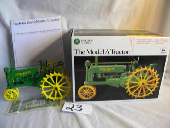 John Deere, Model A, 1/16 Scale, #560, By Precision Classics, W/box.
