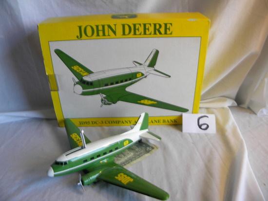 John Deere, 1930 Dc-3, Company Aircraft, Spec Cast, (china) Ertl, #45020, L