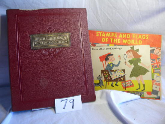 Stamps And Flags Of The World, Copyright 1962