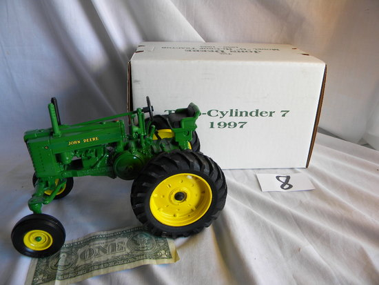 """John Deere, Model G, """"hi-crop"""", 1950-1953, 5000ta, Usa Ertl,"""