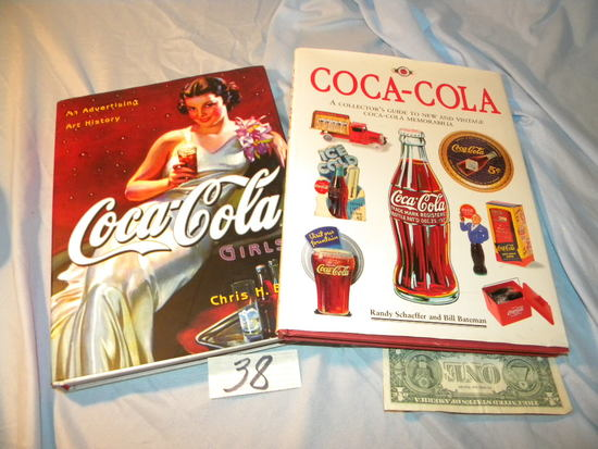 Coca Cola= Book By Bateman; Advertisement Art History By Beyer.