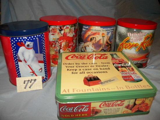 Coca Cola= Nascar (4) Varieties.
