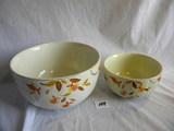 Halls Superior Kitchenware= Of Bowls, 5