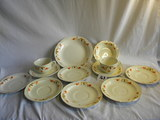 Halls Superior Kitchenware= 94 Soup Bowls, 11