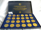 23 Individual Sports Coins For Each Event, 1984, In The City Of Los Angelas