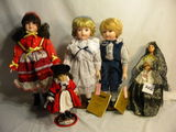 Four=the Doll Crafter,