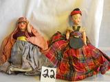 Storybook Like Dolls, Girl And Boy (damaged), 7