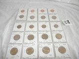 Mint Pairs, 2010 P&d=pennies, Nickels, Dimes,; 2011 Msc Pairs P&d=pennies,