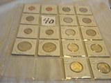 Mint Pairs, 2005 P&d= Pennies, Nickels, Dimes, Half Dollars ; Msc Quarters
