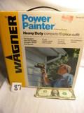 Wagner Heavy Duty Elect. Power Painter, 10 Piece Set.