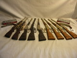 (2) Bolt Action Military Rifles; (3) 30 Cal. Carbines; (4) Lever Action Rif