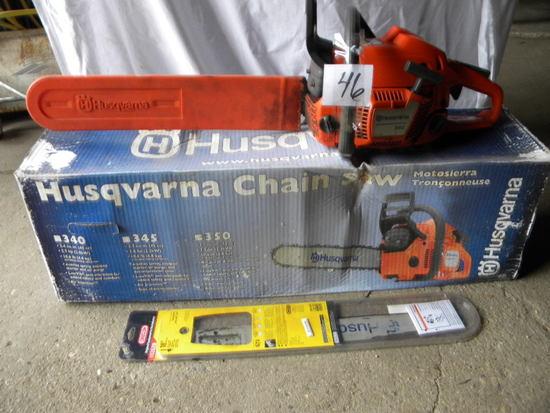 Huscarvana 350, W/original Box