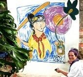 Auction of Paintings by Kilsa BAGANHA DREMSA