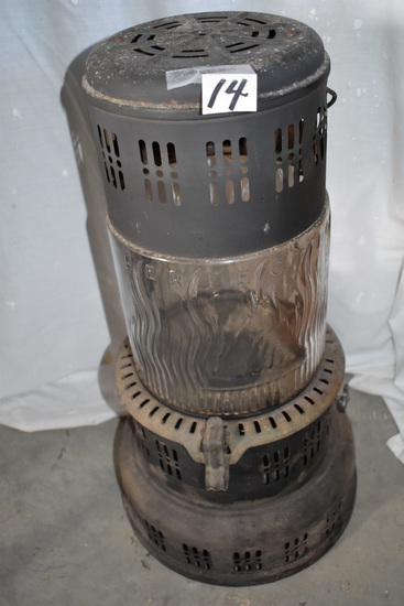 "Kerosene Portable Heater, 24""h."