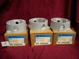 Junction Box W/4 Hubs, Corro-guard Lighting Fix., Accessories Vxf10 Elecri