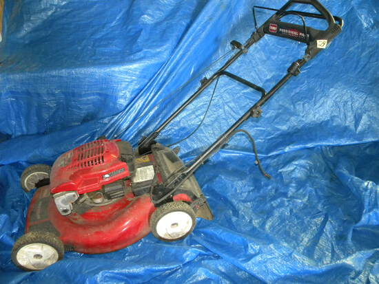 Toro 22', Power Mower, 6.5 Hp, (has Compression-not Started)
