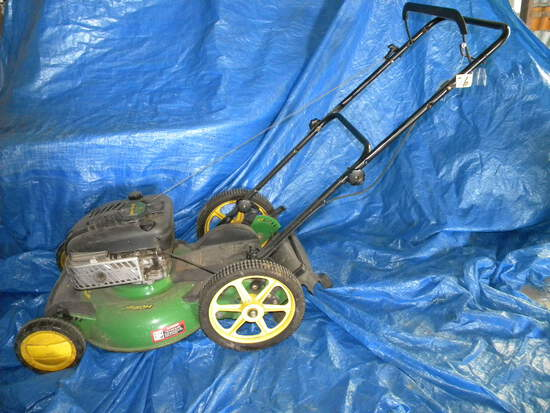 John Deere, Power Mower, 6.5 Hp, (has Compression-not Started)