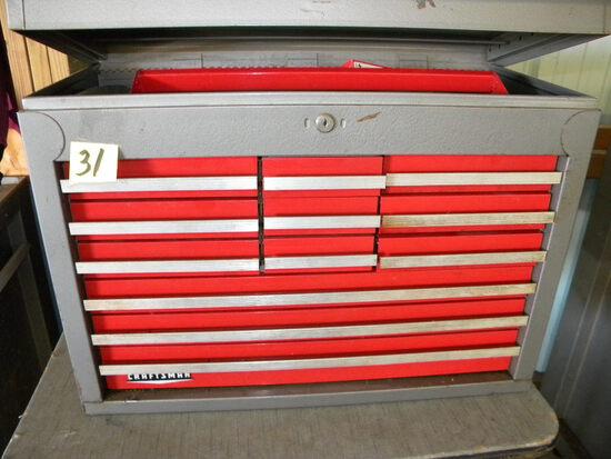 Craftsman Storage Cabinet, W/key.