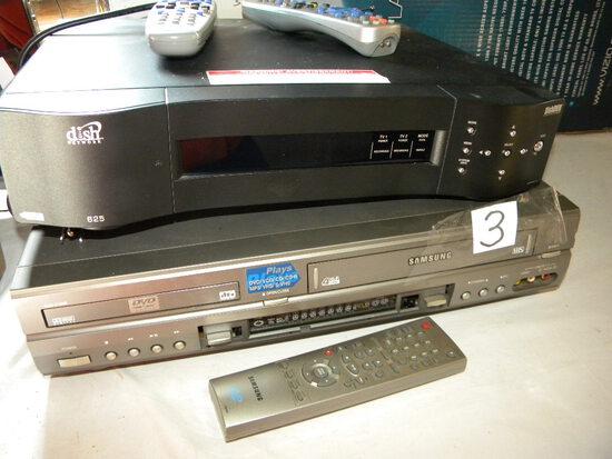 Samson Cd/dvd Player W/cd's. No Remote.