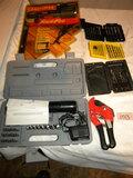 Tools=Craftsman Rapid Auto Screw Attachment, 2 Boxes Of 1 5/8 Phillip Screws; Par