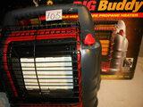 Big Buddy Mr. Heater, Portable Safe Indoor Propane Heater-new In Box
