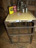 Welding Table Frame, 30