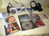 J-win Compact Disc Digital Audio Cross Trainer, 40 Sec.; Eight Cds-dave Gru