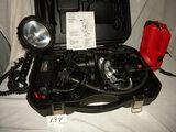 Shop Equip.=Craftsman Cutting Tool, Model 183, All-in-one; 12v Spotlight; Flood Light A