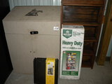 Home Equipment Heavy Duty 7 Shelf Steel Storage; Plastic Cube Storage; Upri