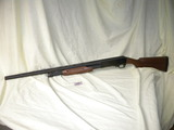 Firearm=New England Arms,12 Ga, Pump Shotgun, Walnut Stock; 2 3/4